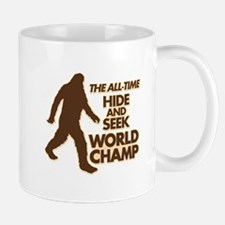BIGFOOT - THE ALL-TIME HIDE & SEEK WORLD CHAMP Mug