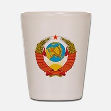 Cool Soviet Shot Glass