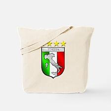Unique Italian soccer Tote Bag