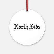 North Side Ornament (Round)
