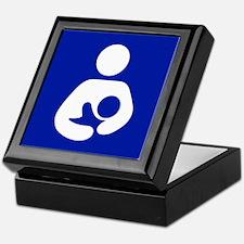 Breast Feeding Advocacy Keepsake Box