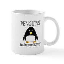 Penguin Happy Small Mug