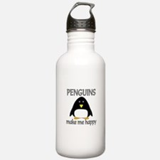 Penguin Happy Water Bottle