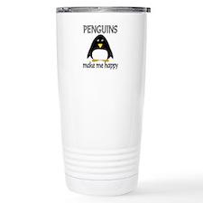 Penguin Happy Travel Mug