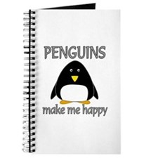 Penguin Happy Journal