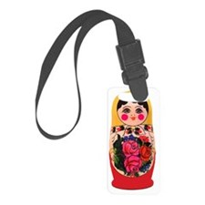 Cute Crafts Luggage Tag