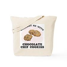 Comfort Chocolate Chip Cookies Tote Bag