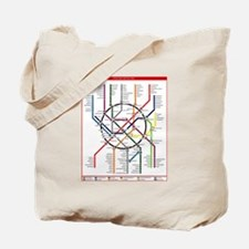 Cute Moscow Tote Bag