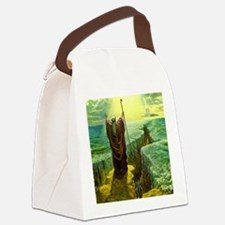 Cute Moses Canvas Lunch Bag