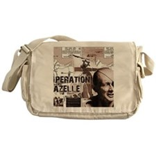 Cute Israeli Messenger Bag