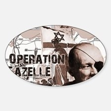 Funny Moshe Decal