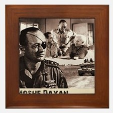 Cool Moshe Framed Tile