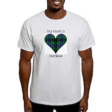 Heart - Davidson T-Shirt
