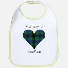 Heart - Davidson Bib