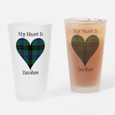 Heart - Davidson Drinking Glass