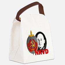 Cute Stalin Canvas Lunch Bag