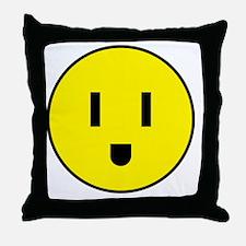Unique Power Throw Pillow
