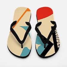 War Flip Flops