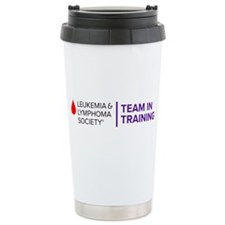 Cute Team in training Travel Mug