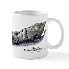 Black Spiny-Tailed Iguana Mug