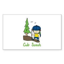 Cub Scout Decal