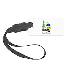 Cub Scout Luggage Tag