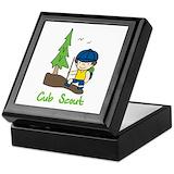 Cub scout Keepsake Boxes