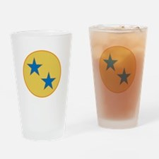 Double Kill Medal Drinking Glass