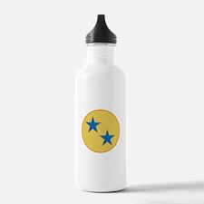 Double Kill Medal Water Bottle