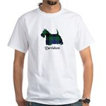 Terrier - Davidson White T-Shirt