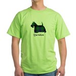Terrier - Davidson Green T-Shirt