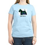 Terrier - Davidson Women's Light T-Shirt