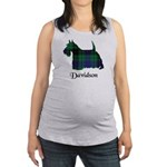 Terrier - Davidson Maternity Tank Top