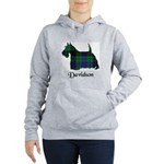 Terrier - Davidson Women's Hooded Sweatshirt