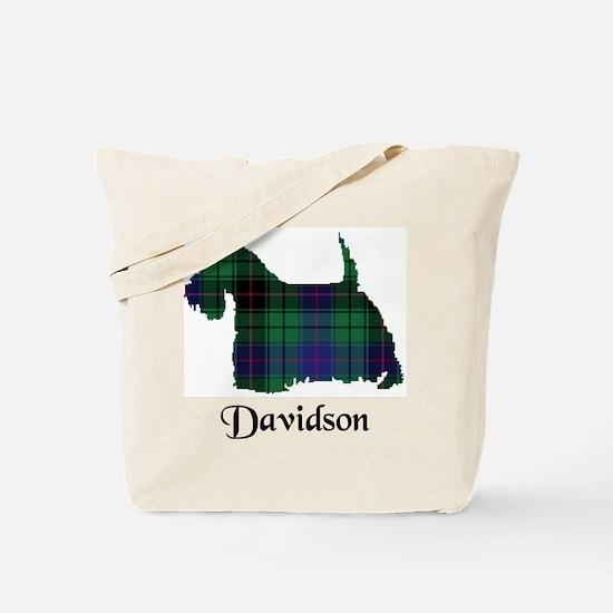 Terrier - Davidson Tote Bag