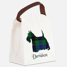 Terrier - Davidson Canvas Lunch Bag