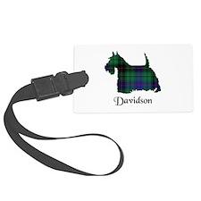 Terrier - Davidson Luggage Tag
