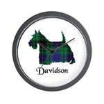 Terrier - Davidson Wall Clock