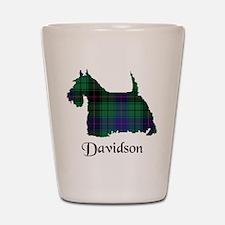 Terrier - Davidson Shot Glass