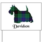 Terrier - Davidson Yard Sign