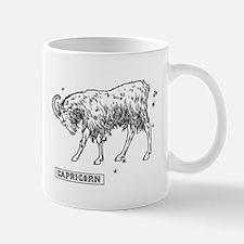 Capricorn (Celestial) Zodiac Mug
