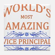 Vice Principal Tile Coaster