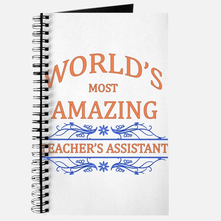 Teacher's Assistant Journal