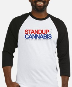Stand Up For Cannabis™ Baseball Jersey