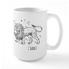 Leo (Celestial) Zodiac Mug