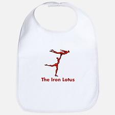 The Iron Lotus Bib