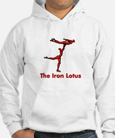 The Iron Lotus Jumper Hoody