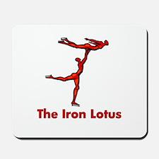 The Iron Lotus Mousepad