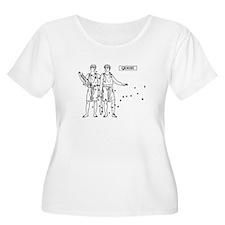 Gemini (Celestial) Zodiac T-Shirt