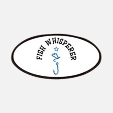 Fish Whisperer Patches
